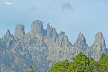 Bavella Corse du sud