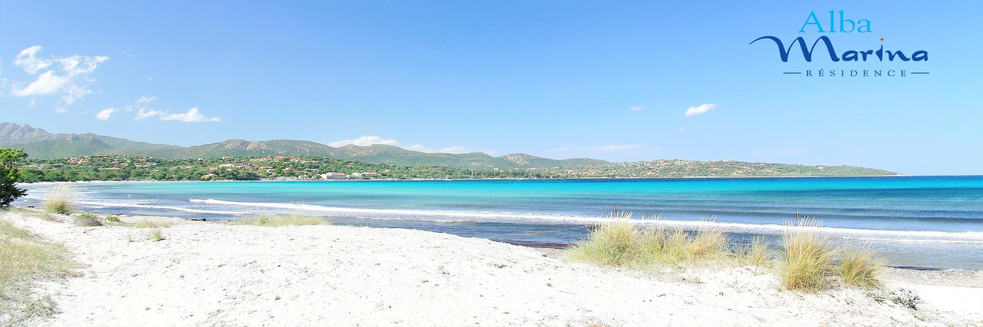 Location proche de la plage Corse du sud