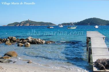 Villa marin Pinarello Corse du sud