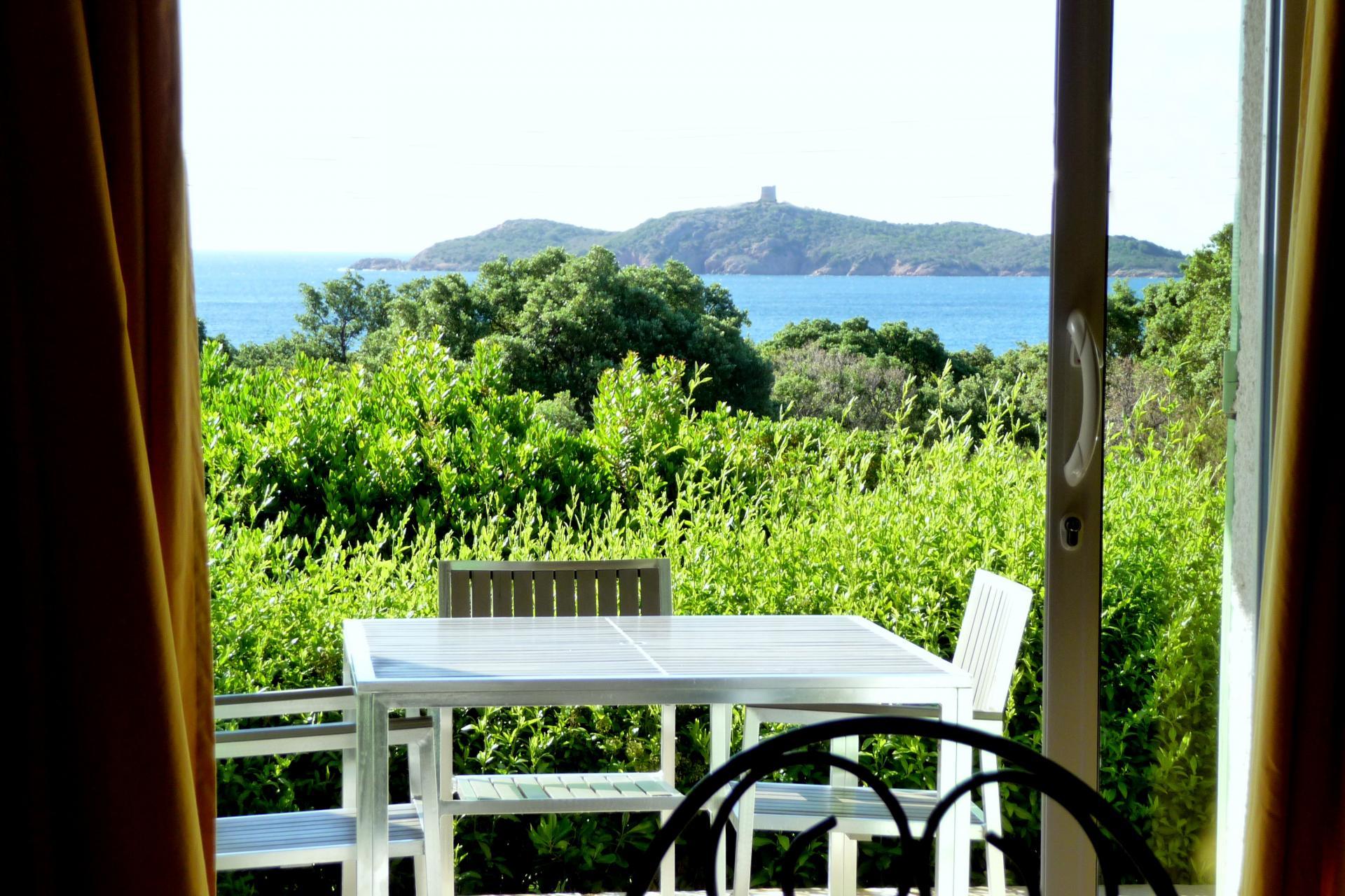 Maison vacances Corse du sud vue mer